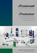 HOLZKRAFT / HOLZSTAR catalogue 2019