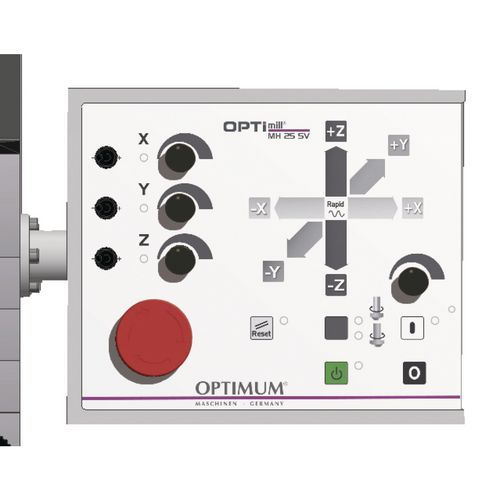 Productimage for OPTImill MH 25SV