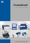 METALLKRAFT catalogue 2019